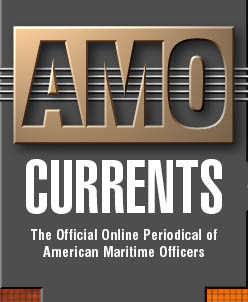 AMO Currents - American Maritime Officers and AMO Plans news and bulletins